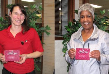 First Quarter Member Appreciation Winners