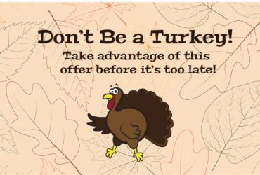Don't Be A Turkey Loan!