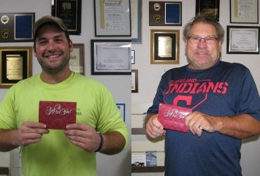 Third Quarter Member Appreciation Winners