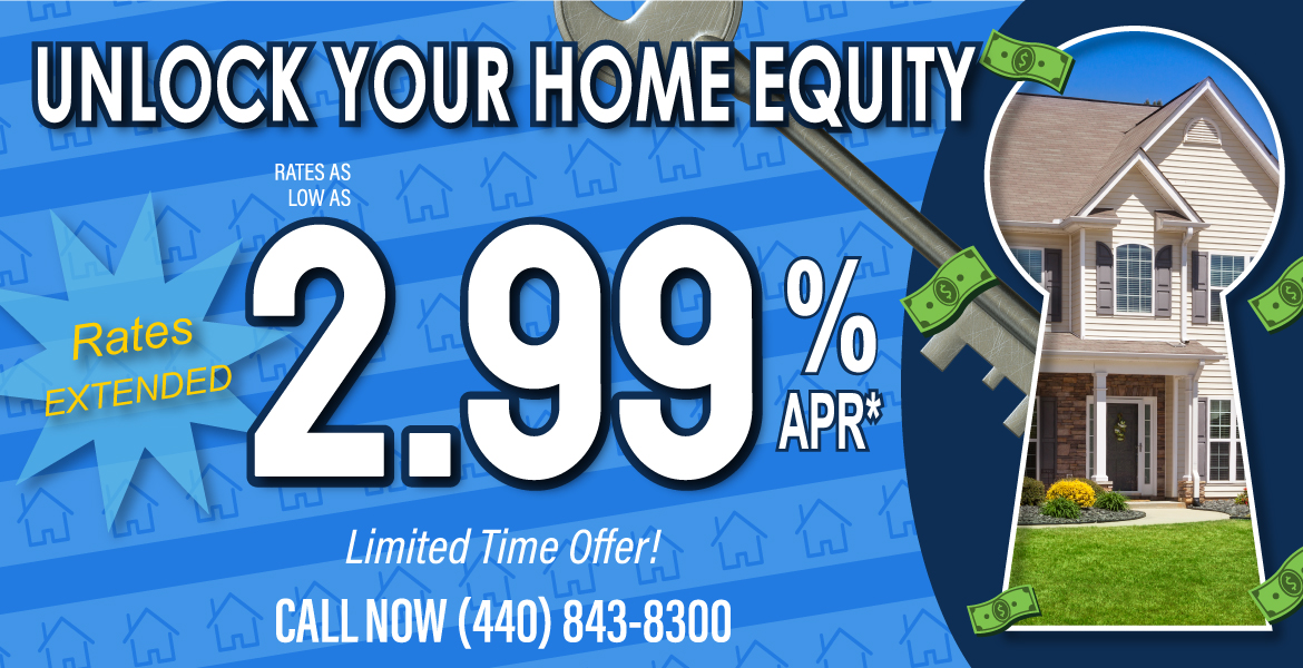 Unlock your home equity banner image