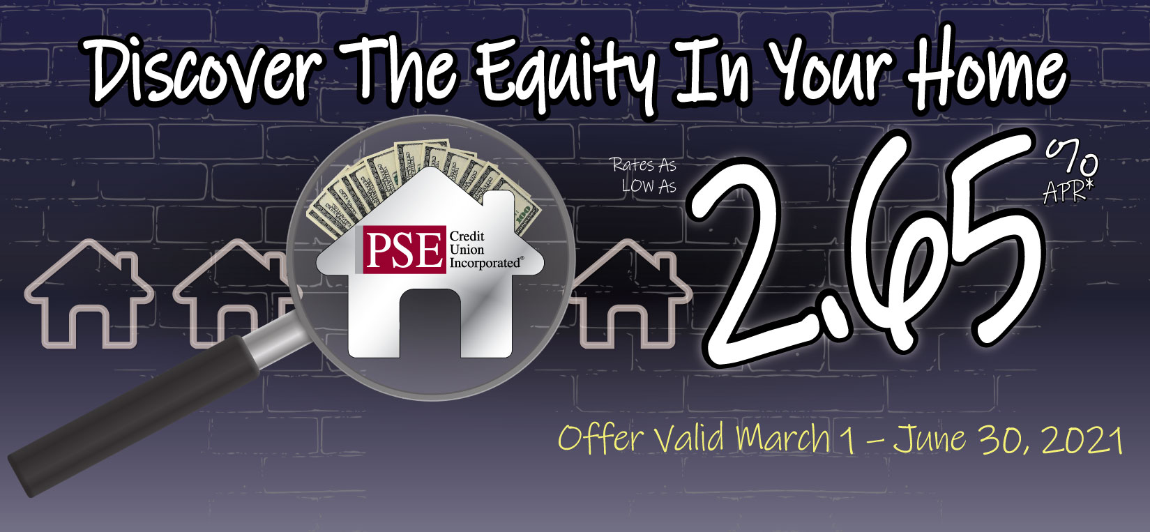 Discover The Equity in Your Home Banner Image